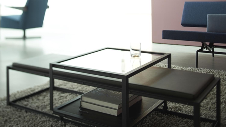 Tafelblad luxe arco slim tafel fineer stock u het beste