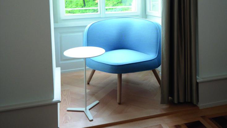 projekt klinik sch tzen ag rheinfelden els sserhof wohnbedarf. Black Bedroom Furniture Sets. Home Design Ideas