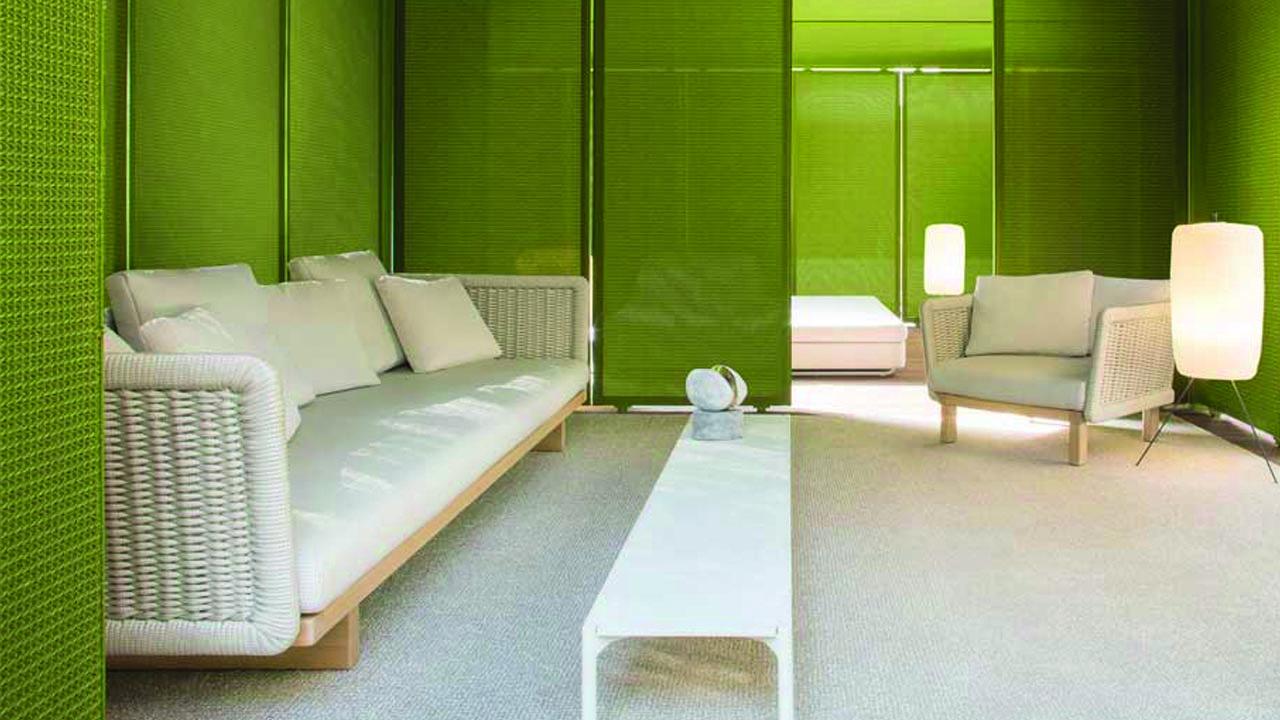 Neu Paola Lenti im wohnbedarf Zürich und Basel