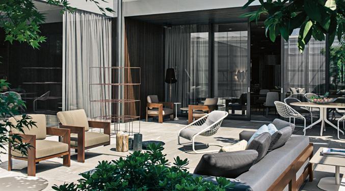Outdoor Designermobel Im Wohnbedarf Zurich Basel Und Frauenfeld
