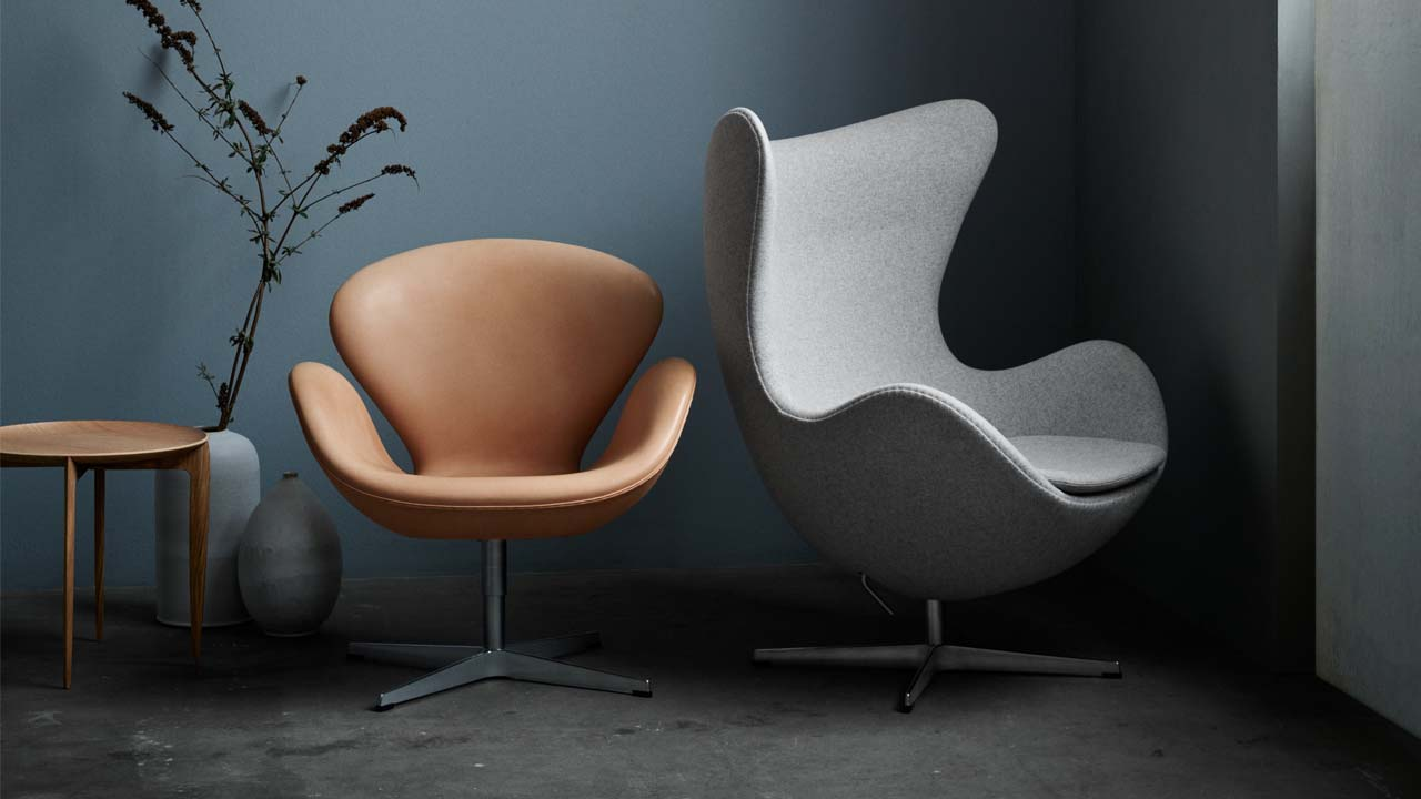Fritz Hansen Egg Chair